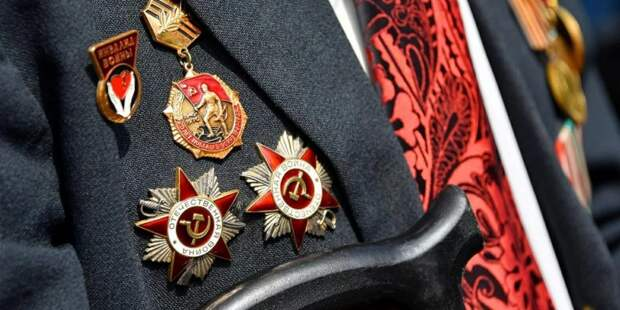 Собянин в рамках дистанционного общения поздравил ветеранов с Днем Победы Фото: mos.ru