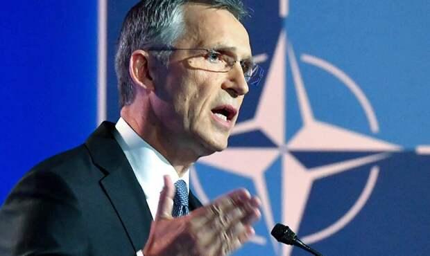 Ничто меня так не успокаивает, как беспокойство Генсека НАТО