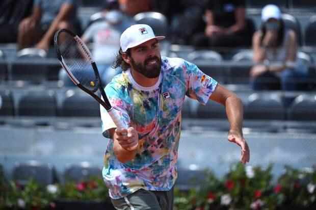 Опелка справился с Дельбонисом в четвертьфинале турнира в Риме