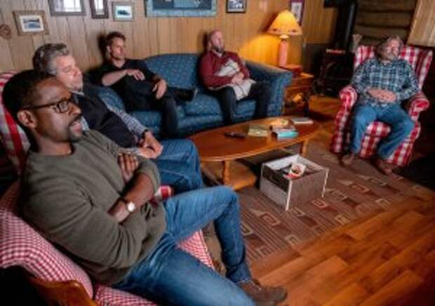 This Is Us Recap: Get Kevin Some Socks, Because Those Feet Are Cold