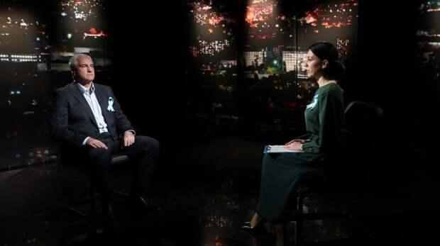 Сергей Аксёнов: Вопросам, связанным с реабилитацией репрессированных народов, в Крыму уделяется большое внимание