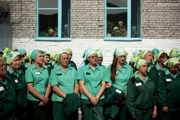 Женская колония общего режима № 9 в Новосибирске
