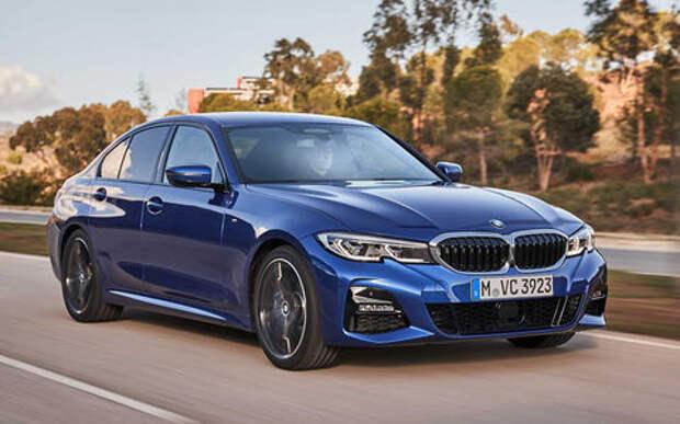 Стали известны цены на новую «трешку» BMW — дорого!