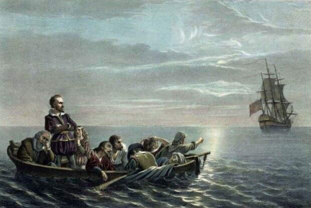 Пропавшие без вести: загадочная история Генри Гудзона