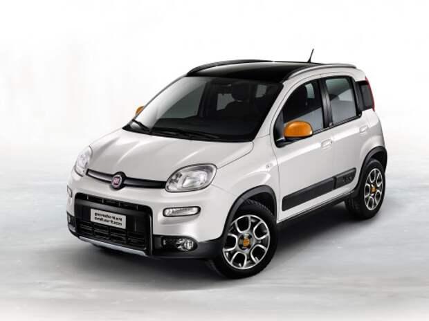 Fiat Panda 4x4 можно выиграть в лотерею за 10 евро