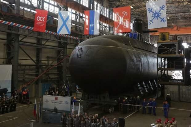 Северный флот может получить не менее четырех подлодок нового проекта