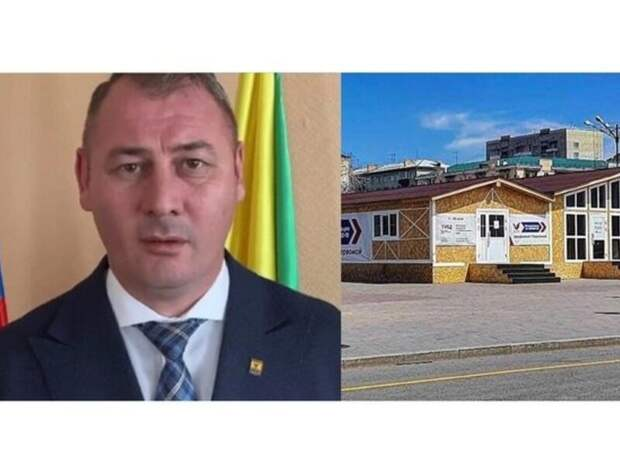 Сапожников заявил, что «колхозный ларёк» на главной площади Читы останется
