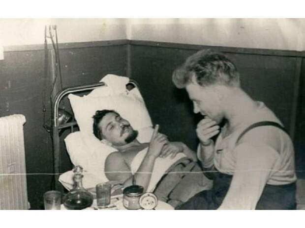 Подвиг хирурга-полярника. Операция наощупь, или двухчасовой эксперимент над самим собой