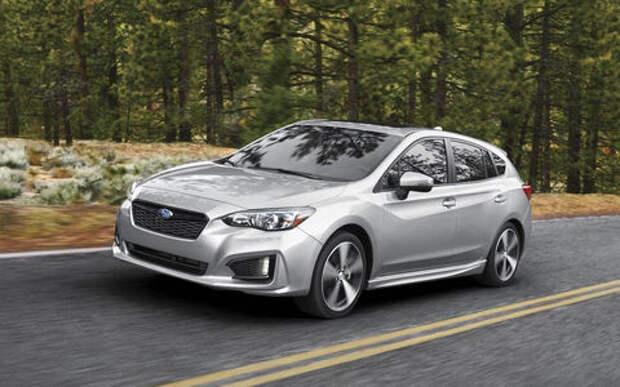 Subaru проводит сервисные кампании для негарантийных автомобилей