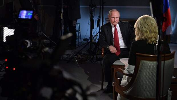 Интервью Путина
