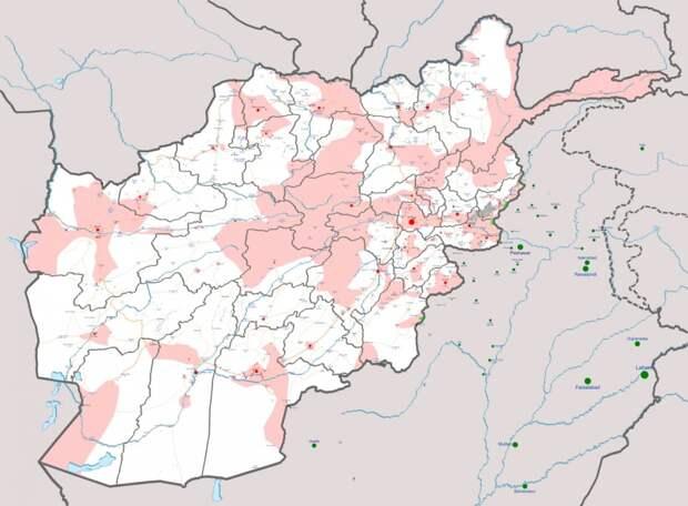 США оставляют своих марионеток на заклание и распространяют хаос из Афганистана в Центральную Азию