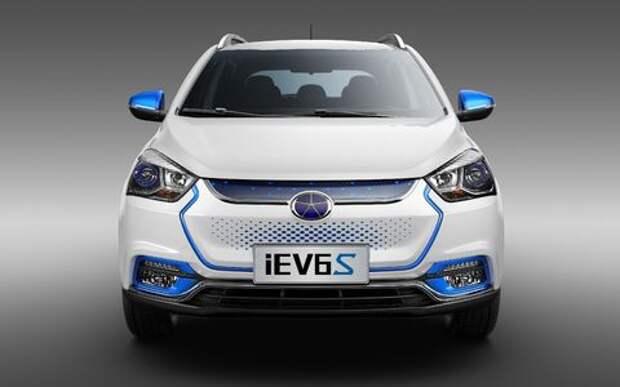 VW и JAC создадут новый автомобильный бренд