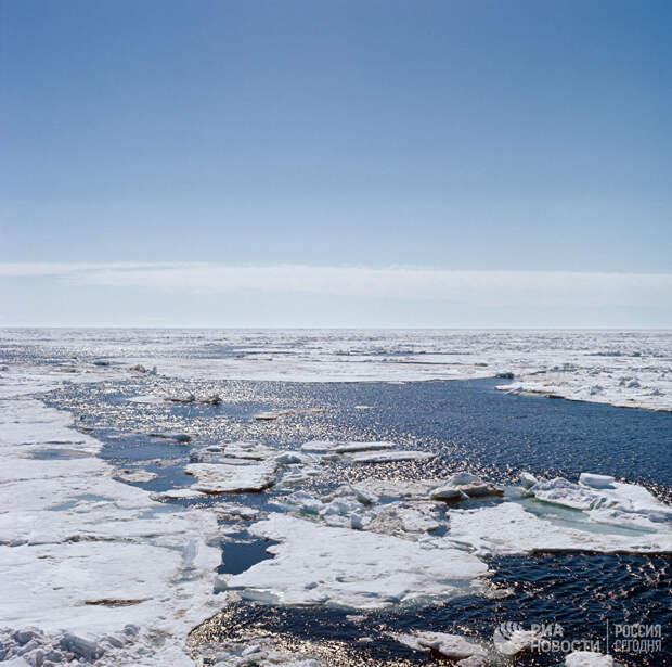Ученым понадобилось 40 лет, чтобы объяснить причину образования аномалии в море Лазарева
