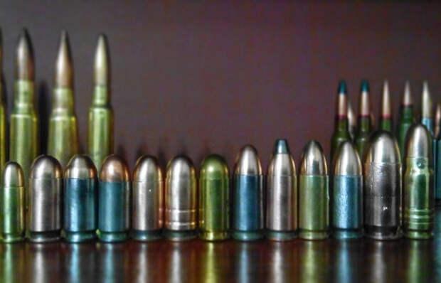 Почему пистолетные пули производят не такими же острыми, как автоматные