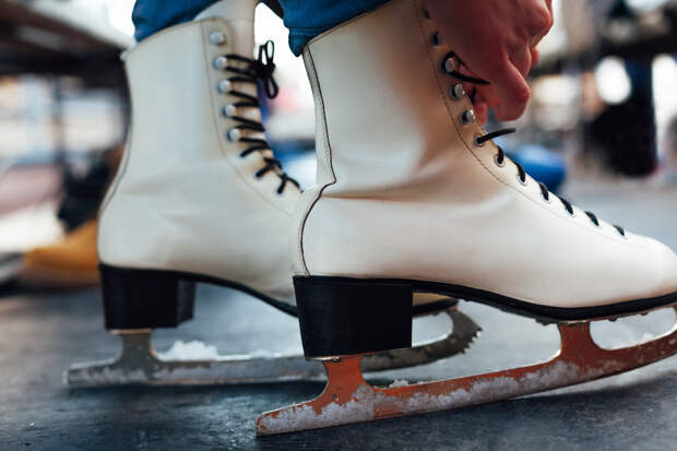 В весенней Твери приглашают заняться зимними увлечениями и покататься на коньках