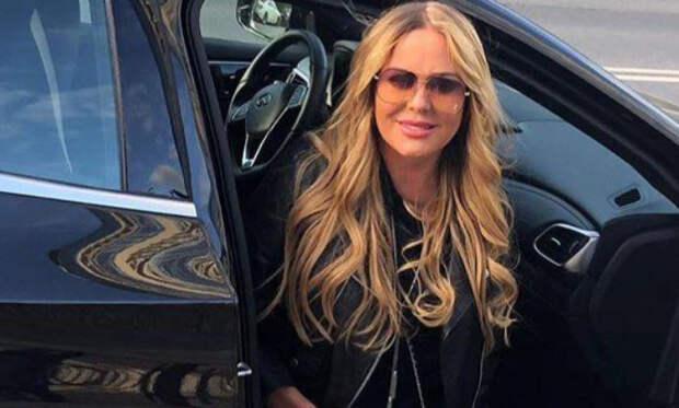 Экс-любовник Началовой может отсудить наследство у ее дочери