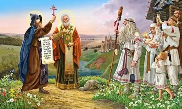 Русы древнее евреев. Десять доказательств.