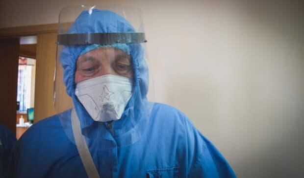 Еще четверо оренбуржцев скончались от коронавируса 6 мая