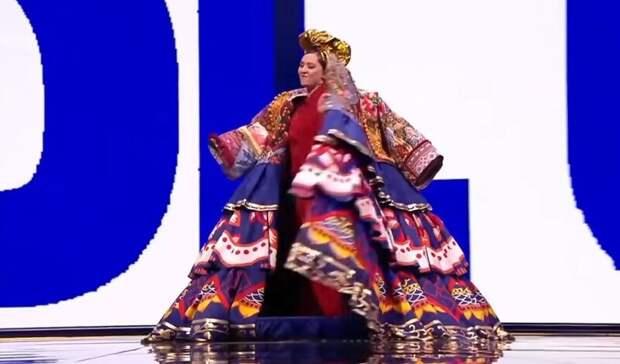Российская певица прошла вфинал Евровидения
