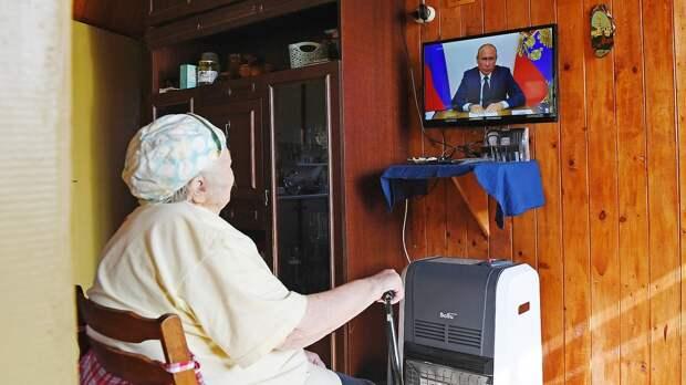 Путин: «Специалисты считают, что Россия уже прошла пик пандемии коронавируса»