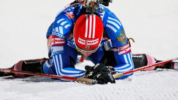 История великой русской биатлонистки Пылевой: развод, бан, смерть матери и сенсационная победа на Олимпиаде