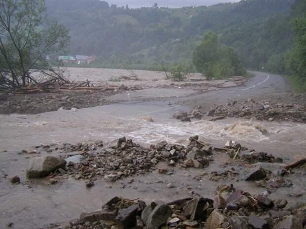 Наводнение в Карпатах и полуколониальный статус Украины