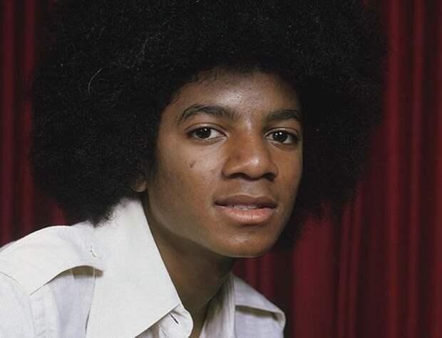 Майкл Джексон в юности | Фото: addfun.ru
