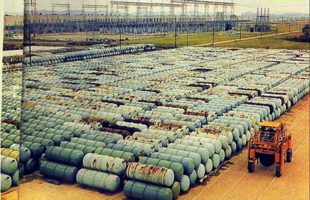 Завод *Маяк*, где производилось ядерное оружие. Фото: lastday.club