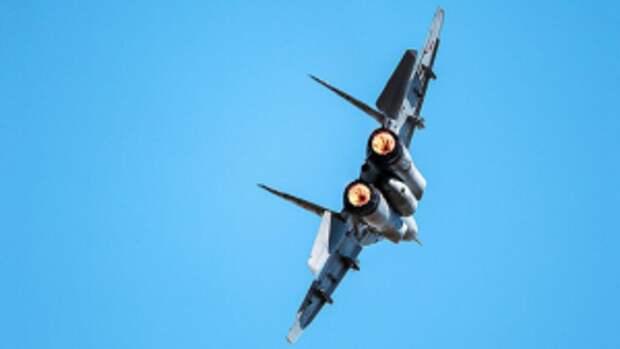 Истребитель ВВС Болгарии рухнул в Черное море