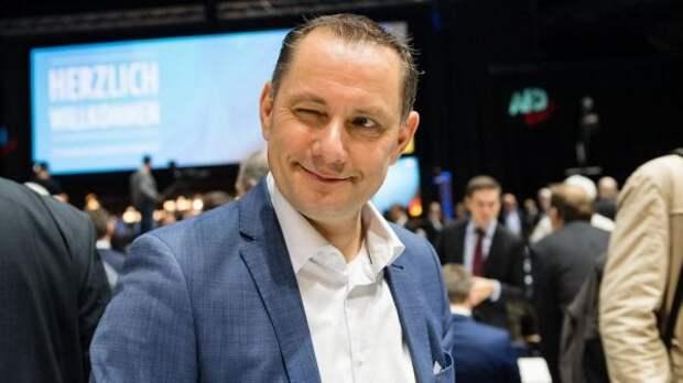 «Россия принадлежит Европе»: шеф «Альтернативы для Германии»