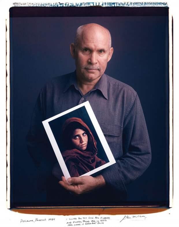 Портреты фотографов, стоящих за легендарными снимками