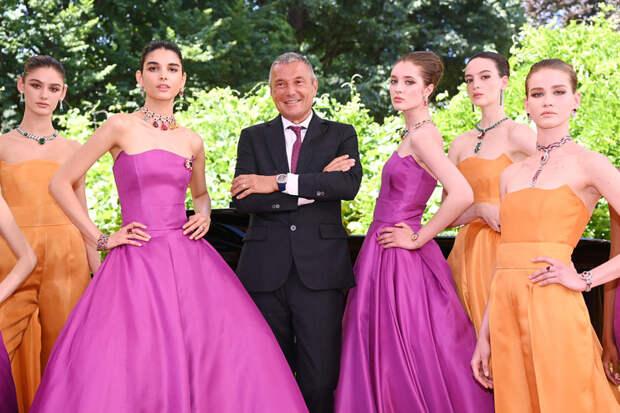 Светлана Ходченкова, Тина Кунаки, Кьяра Ферраньи и другие на модной презентации в Милане
