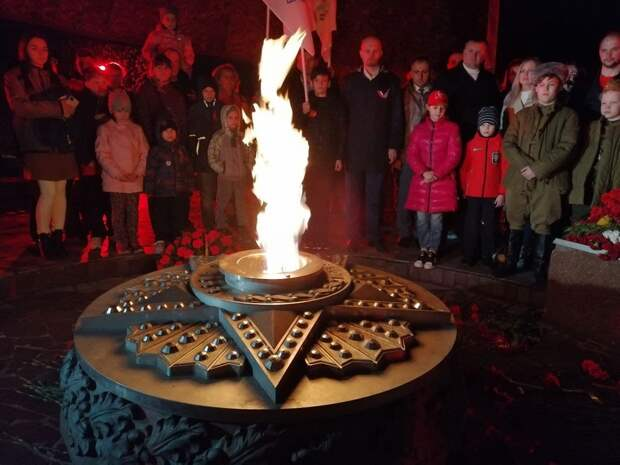 Нижегородская область присоединилась кпатриотической акции «Огонь памяти»