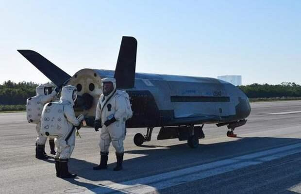 Popular Mechanics назвал возможный сценарий ядерного удара США по России с участием секретного космического самолета X-37B