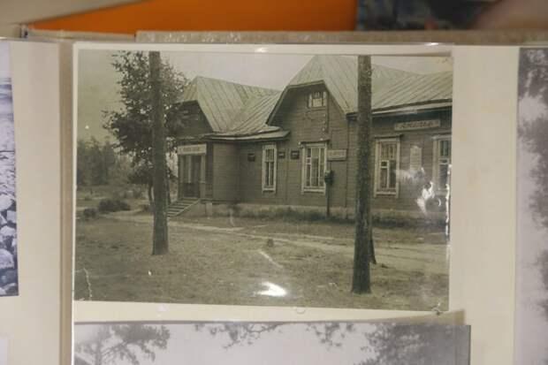 В музее хранятся старые фотографии / Фото: Артур Новосильцев