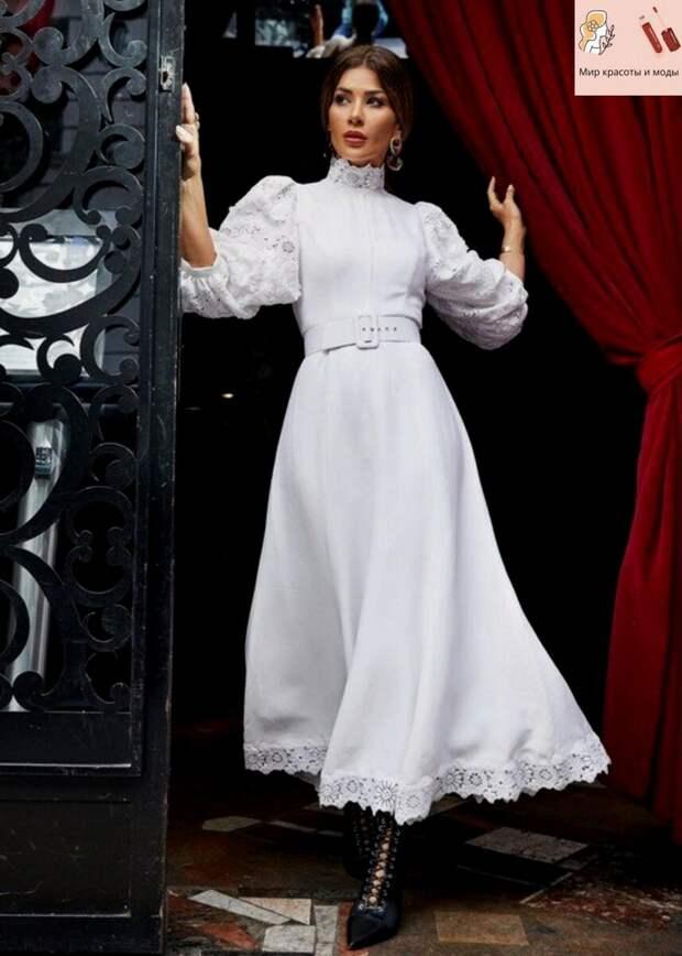 Изящные, классические и незаменимые модели прелестных платьев для каждой леди 2021!
