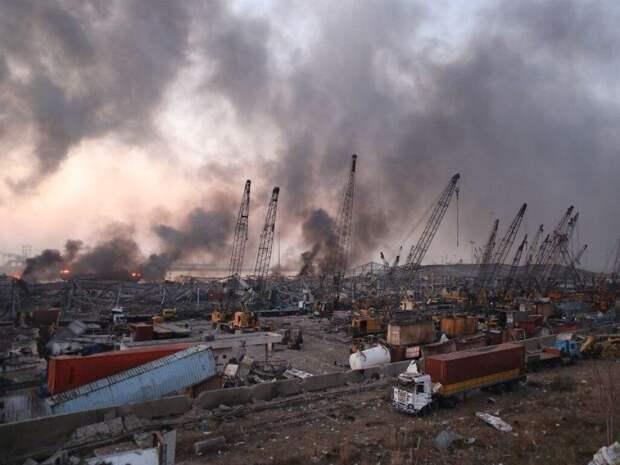 На Украине паника: «Бейрут может повториться у нас под носом»