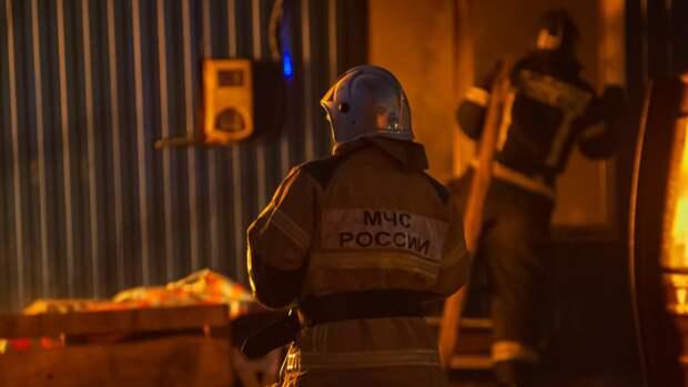 Пожар в реанимационном отделении больницы унес жизни двух человек в Рязани