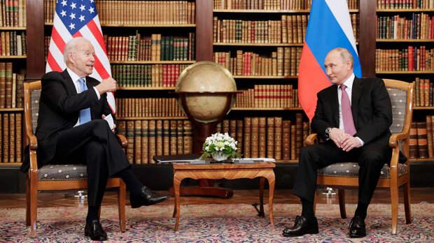 Мир признал Путина победителем в переговорах с Байденом