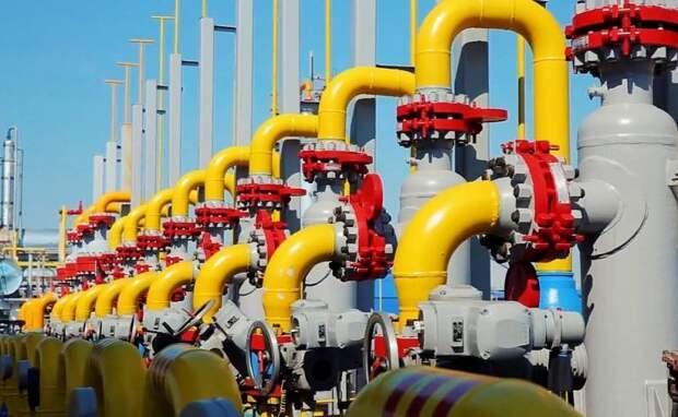 Полупустые газовые хранилища и отток СПГ ставит Европу в тяжелое положение накануне зимы
