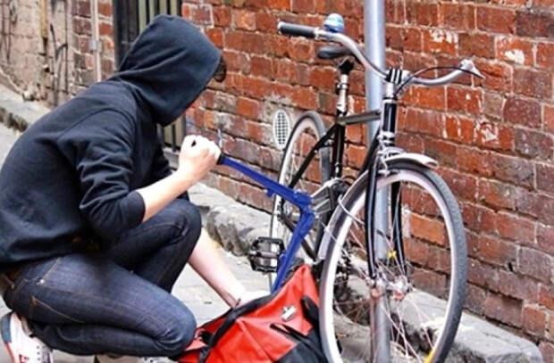 Столичная полиция выступила с рекомендациями по предотвращению краж велосипедов