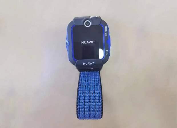 Huawei готовит к выходу новую версию детских смарт-часов Children Watch 4X