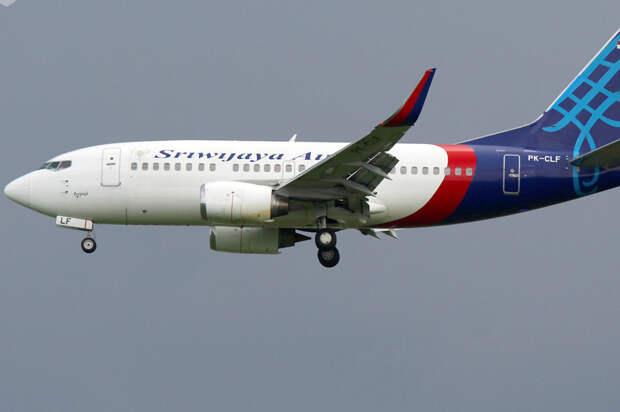 Вылетевший из Джакарты Boeing пропал с радаров