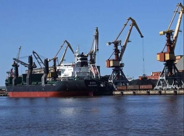 Латвия порт