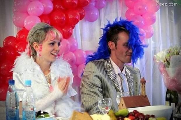 Эта свадьба, свадьба, свадьба пела и плясала... Оборжака!