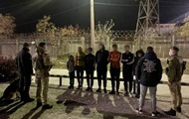 В Черноморском порту на пароме из Турции нашли семь нелегалов