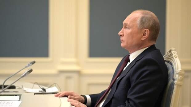 В Кремле сообщили об отменном здоровье Путина