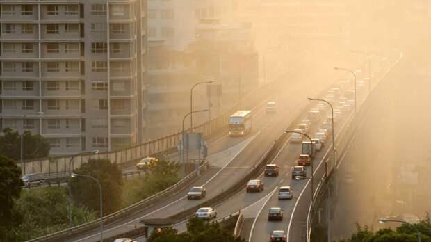 Назван результат влияния загрязненного воздуха на психику