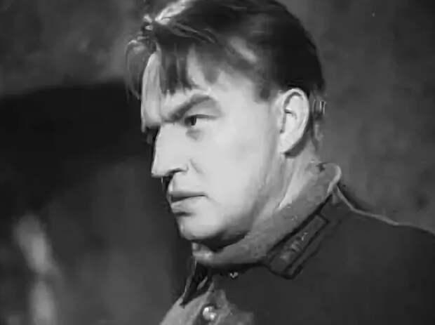 В. Белокуров актёр