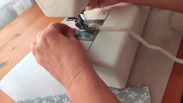 Вшить резинку без проблем: способа проще не существует